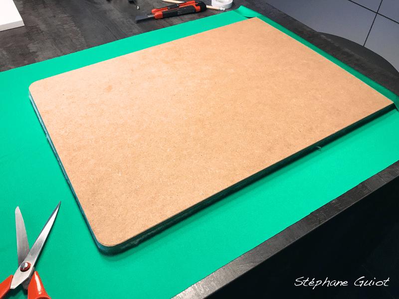 Tutoriel : fabriquer son tapis de jeu sur mesure