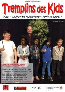 Tremplins des Kids : les « apprentis-magiciens » font le show ! (31) @ Centre socioculturel de Lalande  | Toulouse | Occitanie | France