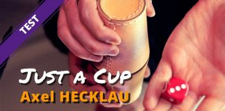 Just a Cup de Axel HECKLAU