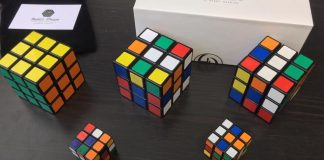 Rubik's Dream de Henry HARRIUS