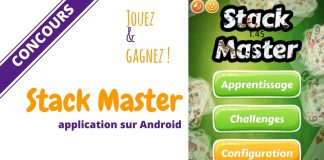 Concours Stack Master