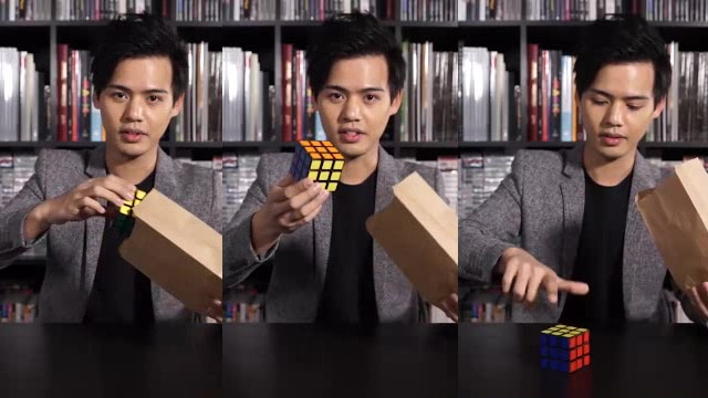 RD02 - Rubik's Dream de Henry HARRIUS