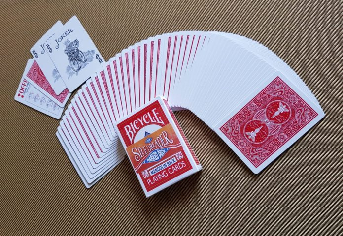 GT Speedreader Deck
