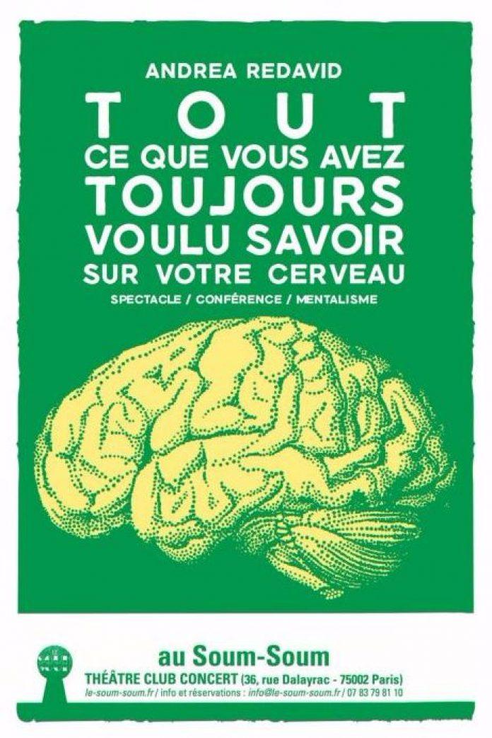 Tout ce que vous avez toujours voulu savoir sur votre cerveau de Andrea REDAVID