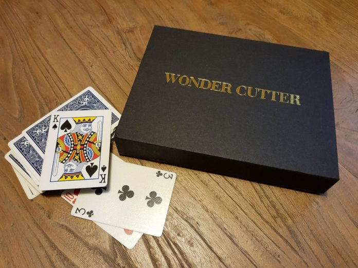 Wonder Cutter de King of Magic