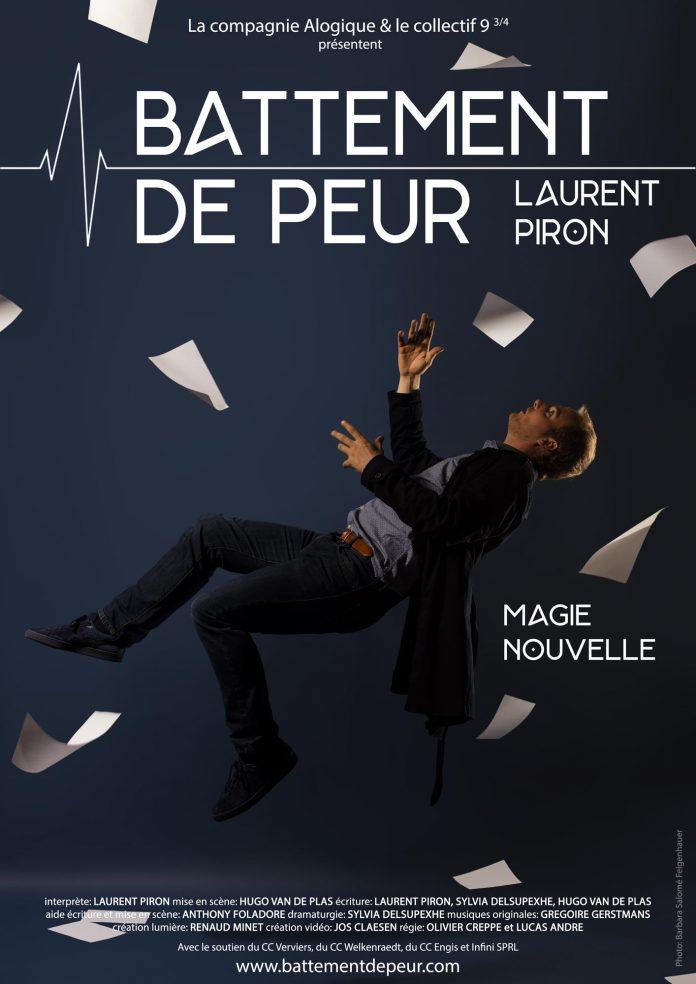Battement de Peur par Laurent PIRON