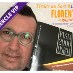 Florent DARON remporte le catalogue FISM 2000 de Lisbonne VIP 15
