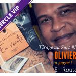 Pour le 5e Tirage au sort réservé aux membre du Cercle VIP de VM, Oliviier remporte le livre En Route de John GUASTAFERRO (disponible ici : https://www.virtualmagie.com/boutique/ )