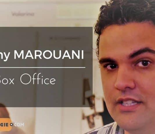 Jérémy MAROUANI   présentation du tour Box Office