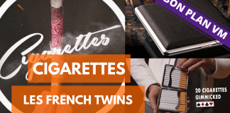 Cigarettes des French Twins