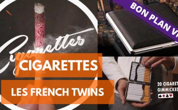 Cigarettes des French Twins