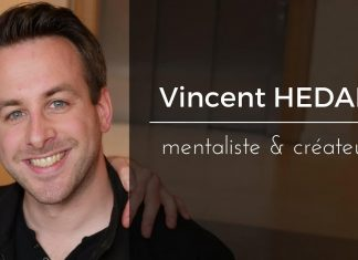 Vincent HEDAN   son parcours et ses créations