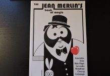 The Jean Merlin's Book of Magic de Jean MERLIN