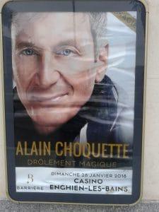 Drôlement Magique d'Alain CHOQUETTE