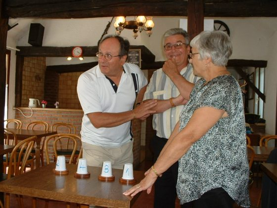 Les Magiciens de Picardie club magie