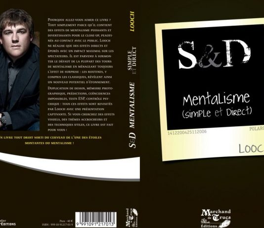 S&D Mentalisme (Simple et Direct) de Looch