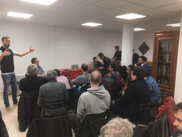 Conférence de John CAREY à Paris