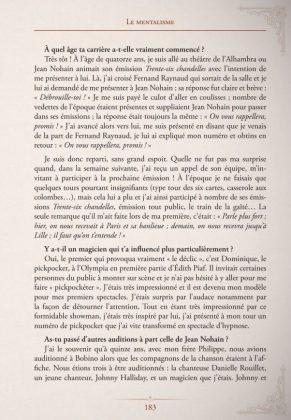 he Jean Merlin Magic History Day 2014 Mentalisme - Dominique WEBB 2