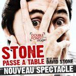 Stone passe à Table de David STONE