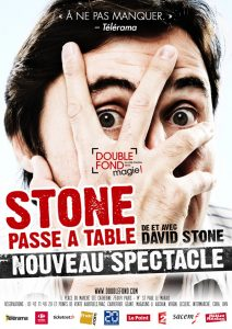 Stone passe à Table de David STONE @ Le Double Fond | Paris-4E-Arrondissement | Île-de-France | France