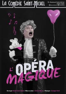 L'Opéra Magique d'Alfredo le magicien @ La Comédie Saint-Michel   Paris   Île-de-France   France