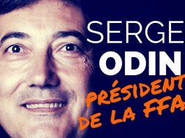 Serge ODIN   président de la FFAP (Fédération Française des Artistes Prestidigitateurs)