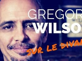 Gregory WILSON sur le divan