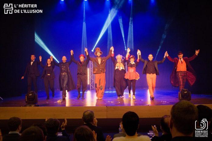 Final du Concours - Festival de l'Héritier de l'Illusion et concours régional