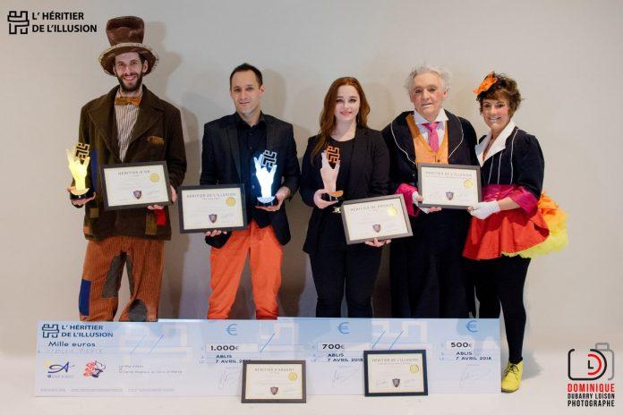 Lauréats - Festival de l'Héritier de l'Illusion et concours régional