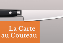 Carte au Couteau