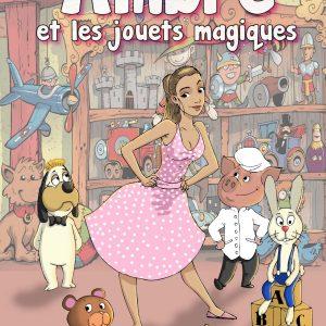 Ambre et les Jouets Magiques (84) @ Théâtre de l'Observance