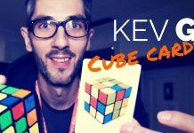 Kev G présente son tour Cube Cards
