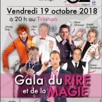 Gala du Rire et de la Magie à Liège