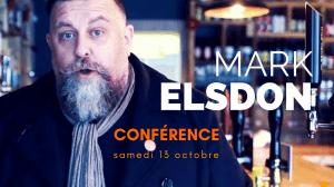 Conférence Mark ELSDON
