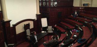 Avant la tempête, Neville Hall Lecture Theatre - 2MINDS - 2015