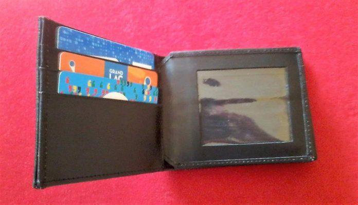 Infinity Wallet de Peter NARDI