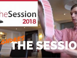The Session 2018 @Londres