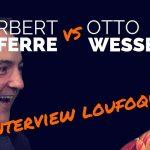 Norbert FERRE passe à la question Otto WESSELY