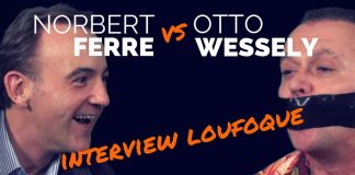 Norbert FERRE passe à la question Otto WESSELY