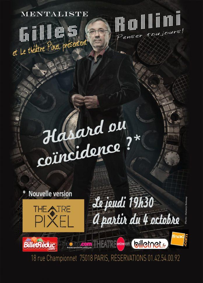 Hasard ou Coïncidence ? de Gilles ROLLINI