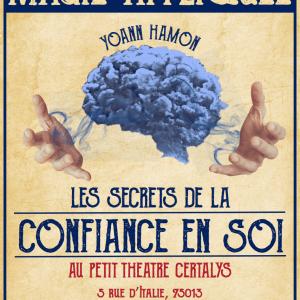 Les Secrets de la Confiance en Soi de Yoann HAMON @ Certalys   Paris   Île-de-France   France