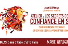 Les Secrets de la Confiance en Soi de Yoann HAMON