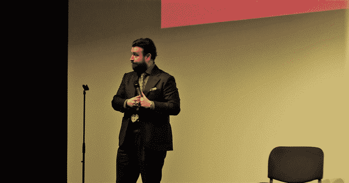 Luke JERMAY à la BMF 2018