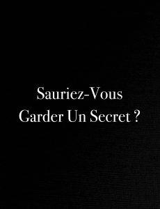 The Secret de Sylvain VIP et Maxime SCHUCHT 4ème-de-couv