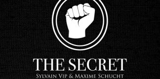 The Secret de Sylvain VIP et Maxime SCHUCHT Couverture