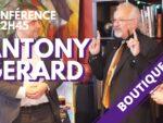 Conférence de Antony GERARD