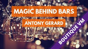 Magic Behind Bars de Antony GERARD