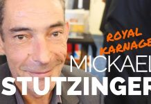 [Tour] Royal Karnage de Mickaël STUTZINGER