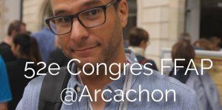 52e Congrès FFAP 2018 Arcachon