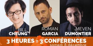 3 Conférences VM Day